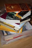 Отдается в дар Книги, много!
