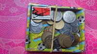 Отдается в дар Украинские монеты. Коллекционерам.