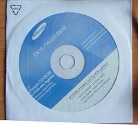 Отдается в дар Диск для Samsung ES15 + инструкция