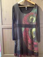 Отдается в дар Платье Desigual размер L, на ХМ