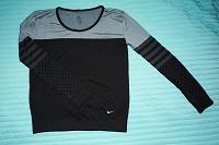 Отдается в дар серо-черная кофта Nike (S)