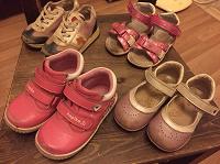 Отдается в дар Детская обувь 24 размера для девочки