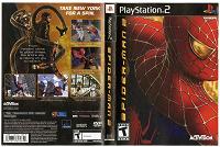 Отдается в дар Игра SpiderMan2 PS2
