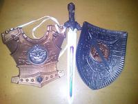 Отдается в дар Набор рыцаря