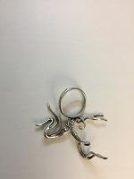 Отдается в дар Кольцо серебряное