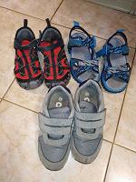 Отдается в дар Обувь для мальчика на 27-28р.
