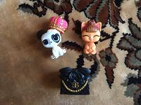 Отдается в дар Лол питомцы и платьице для куколки.
