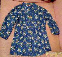 Отдается в дар Рубашка в цветочек