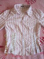 Отдается в дар Блуза стрейч приталеная