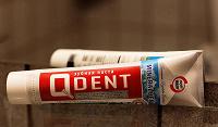 Отдается в дар Зубная паста QDENT