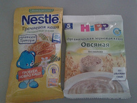 Отдается в дар Детское питание