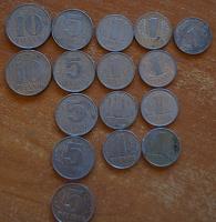 Отдается в дар Монеты ГДР