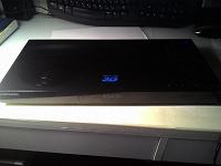 Отдается в дар Bly-ray проигрыватель Samsung