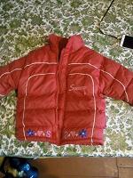 Отдается в дар Куртка девочке на 3-4 года
