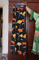 Отдается в дар Платье летнее 46 размер
