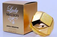 Отдается в дар Парфюмерная вода «Lady Million» Paco Rabanne