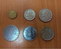 Отдается в дар монетная солянка №6