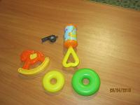 Отдается в дар Детские игрушки Погремушки