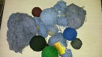 Отдается в дар нитки для вязания носков
