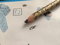 Отдается в дар Косметический карандаш