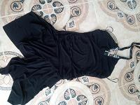 Отдается в дар Платье чёрное, вечернее, для танцев