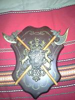 Отдается в дар Герб рыцарский декоративный.