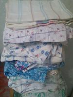 Отдается в дар Ткань для пошива постельного белья