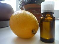 Отдается в дар Пузырёк эфирного масла лимона