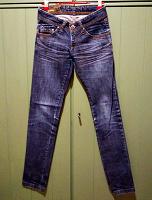 Отдается в дар Двое джинс, размер 34
