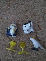 Отдается в дар Мелкие игрухи+киндеры 2