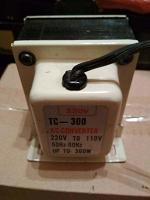 Отдается в дар Преобразующий трансформатор (220->110)