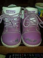 Отдается в дар Ботиночки для дочки!