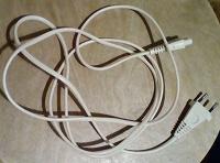 Отдается в дар Сетевой шнур для аппаратуры