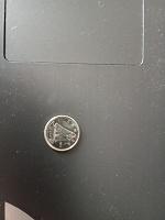 Отдается в дар Монетка Канады