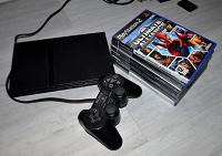 Отдается в дар Sony PlayStation II (slim)