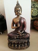 Отдается в дар Статуэтка буддистского монаха