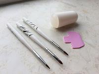 Отдается в дар Кисти и печать для ногтей