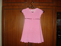 Отдается в дар Платье розовое на 2 года
