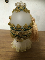 Отдается в дар Декоративное яйцо