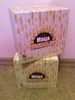 Отдается в дар Маца. 2 запечатанные коробки.