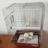 Отдается в дар клетка для птички)