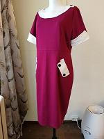 Отдается в дар Платье новое, трикотаж, р 50-52