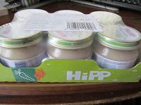 Отдается в дар Детское питание Хипп