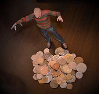 Отдается в дар Монеты различные.