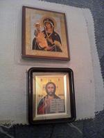 Отдается в дар дар церковный — иконы
