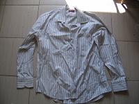 Отдается в дар Рубашка мужская 46-184