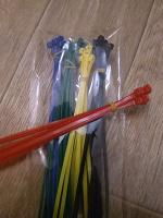 Отдается в дар Стяжки пластиковые 20 шт.