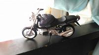 Отдается в дар Коллекционная модель мотоцикла Bburago