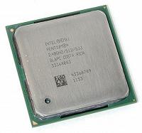 Отдается в дар Процессор Pentium Celeron 478