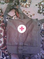 Отдается в дар Сумка для медсестры/санитара